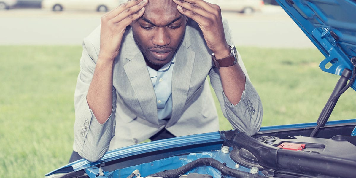 5 car problems that require a mechanic