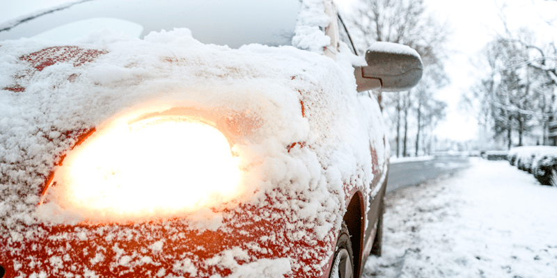 Winter car care solutions